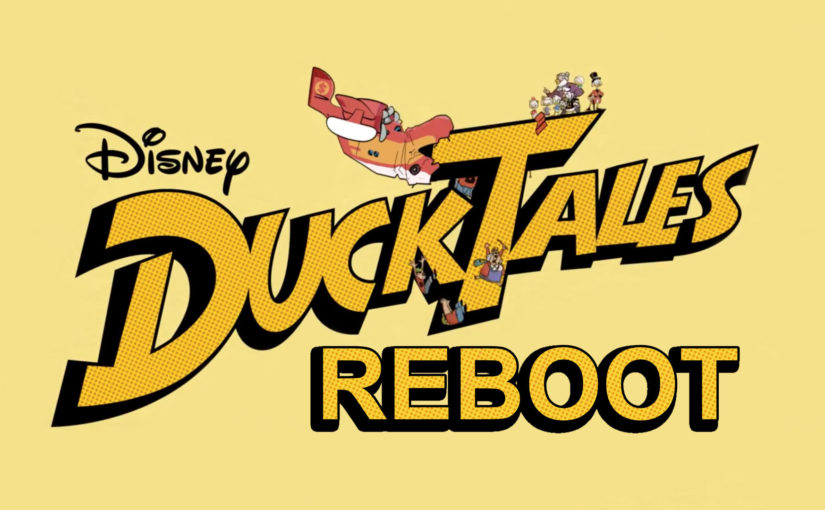 DuckTales! Reboot!