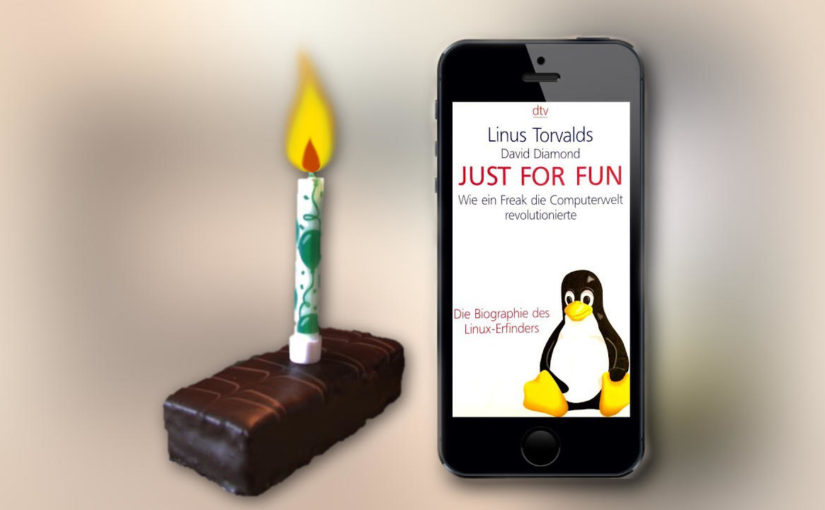 Happy Birthday Linux!