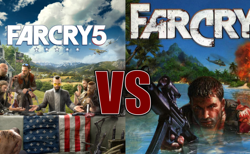 Far Cry 5 oder Far Cry 1 ??