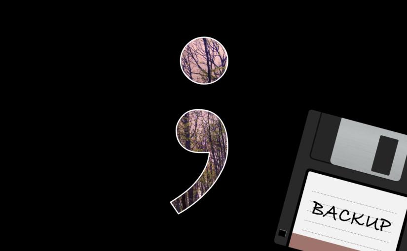 Backups – Semikolon E006