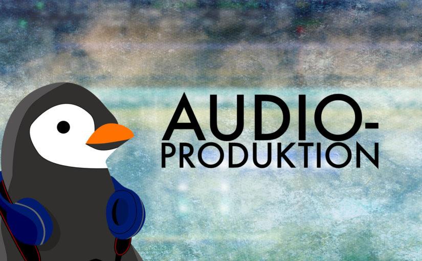 Audioproduktion und Linux